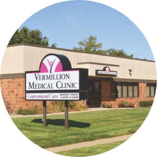 vermillion clinic location outside photo