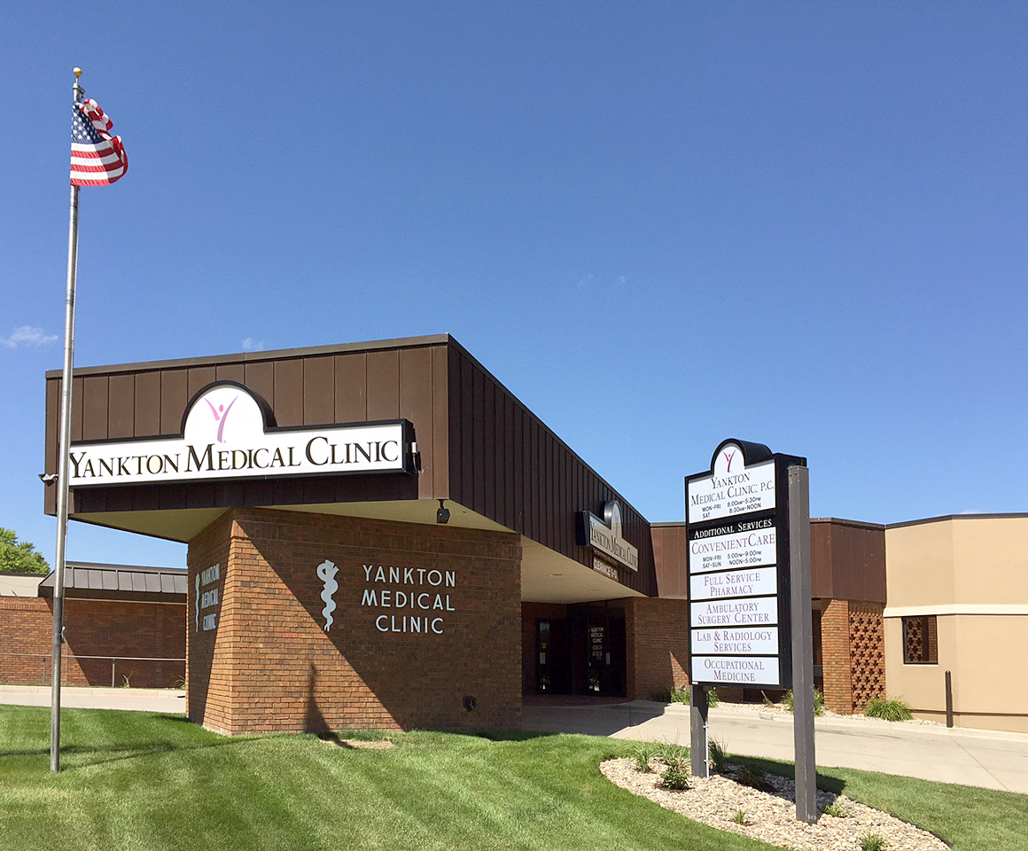 Yankton Medical Clinic building