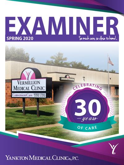 Yankton-Medical-Clinic_Examiner-Spring-2020