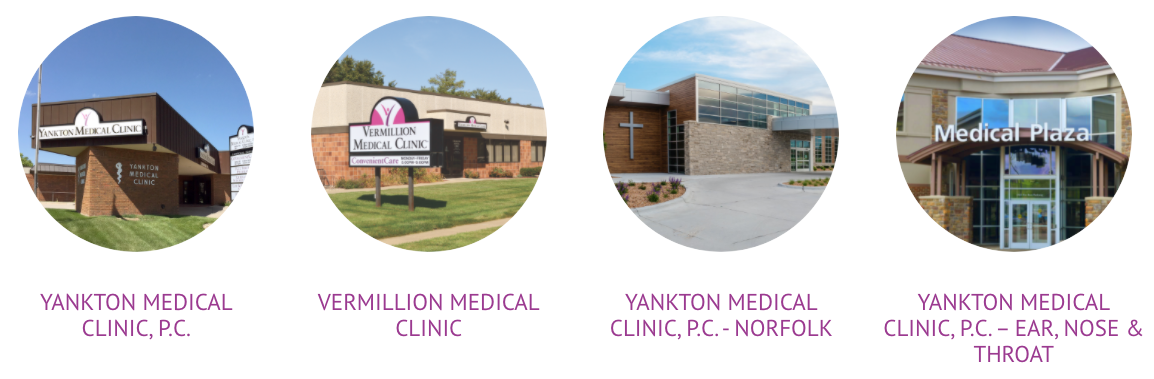 Yankton Medical Clinic Locations